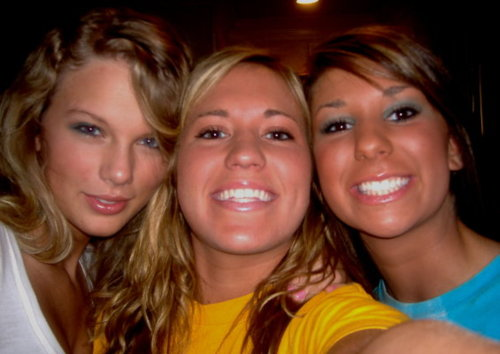 Taylor, Kelsey and Ally